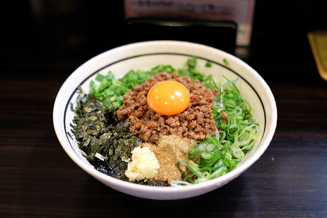 名古屋 高畑DINNER 麺屋はなび