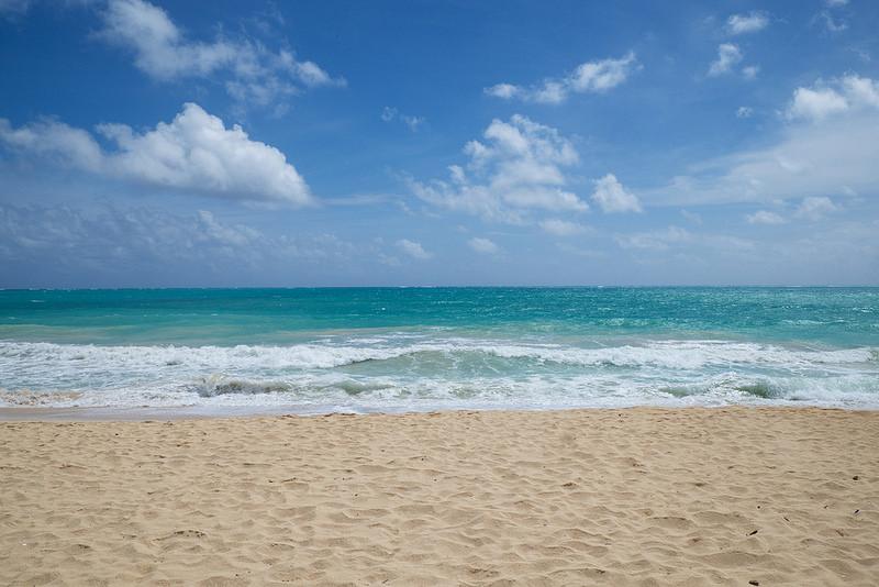 GW HAWAII 2014 Vol.7 ワイマナロビーチ