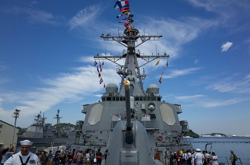 ヨコスカフレンドシップデー 2014 Vol03 ミサイル駆逐艦フィッツジェラルド