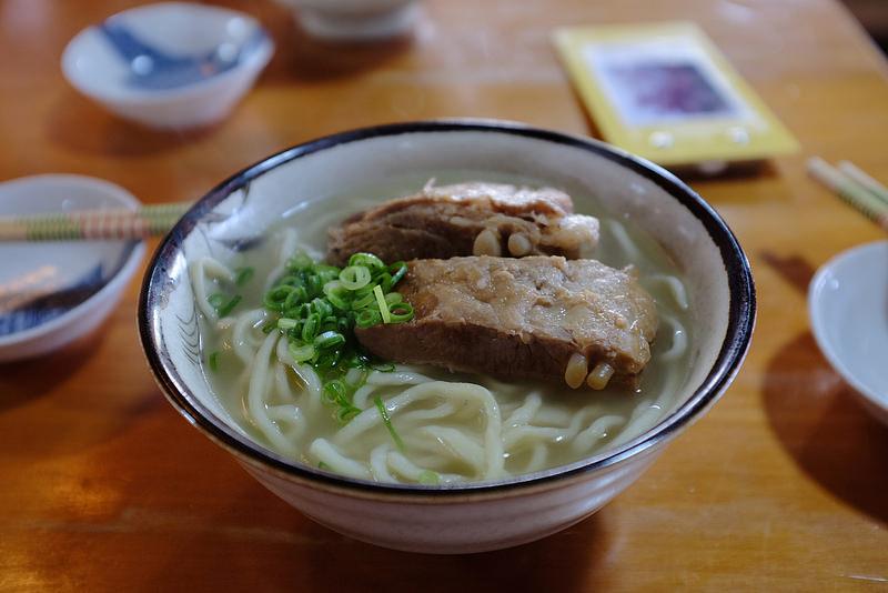 Okinawa Lunch ゆたかやそば