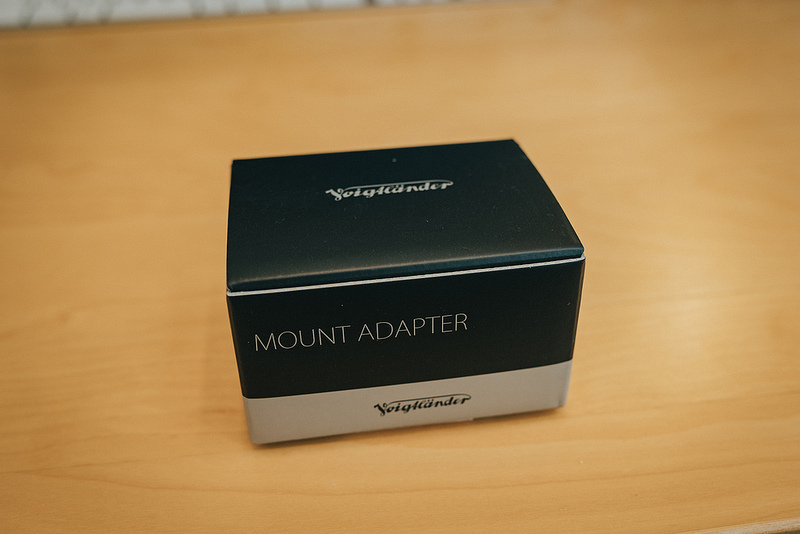 VoightLander VM-E Close Focus Adapter