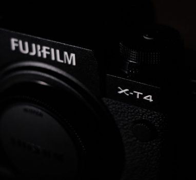 FUJIFILM X-T4!!!