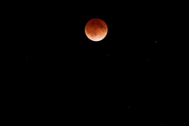 20111210 皆既月食!