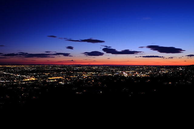 LA LasVegas Trip Vol3 #グリフィス天文台 #Griffith