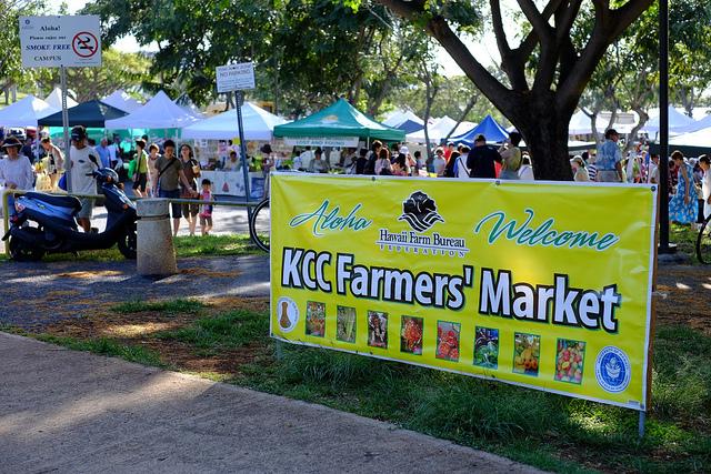 2013 GW HAWAII KCC Farmer's Market