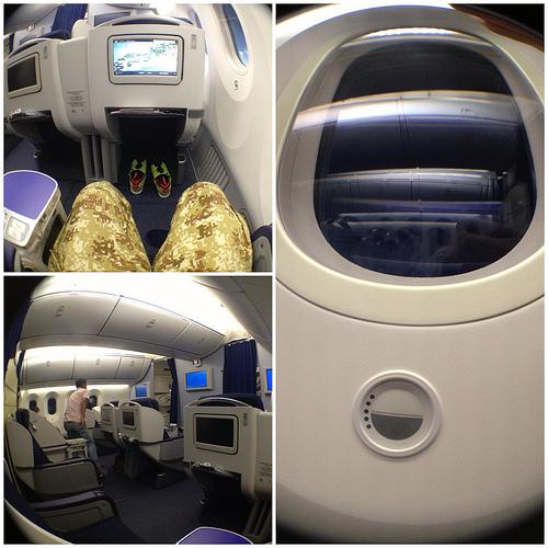 ANA 787!!!