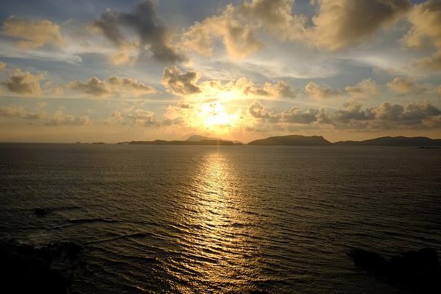 OKINAWA Trip 04 慶良間のSunset ~ ピンクモーメント