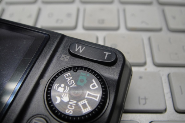 【W】ボタン故障〜 DSC-WX1