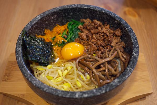 家Lunch/石焼ビビンバ