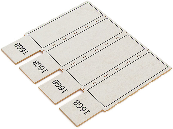 Art Lebedev Cardboard USB Drive Concept