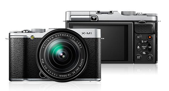 Fujifilm X-M1発売!